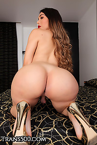 Big Booty Bella De La Fuente Fucked Hard By A Hung Dick