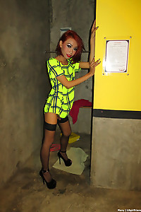 Hot Ladyboy Many - Part VI