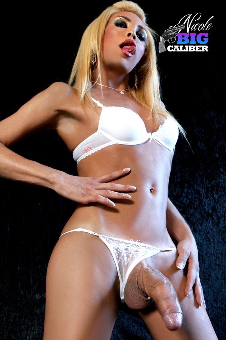 Big Cock Shemale Panties Images