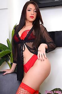 Sexy and horny tranny Julia Steinkopf