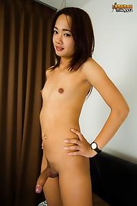 Gorgeous Thai Brunette &amp Her Dick