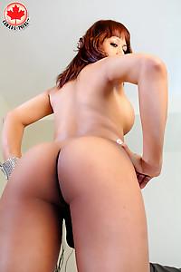Honduras Tranny Beauty Shows Her Gorgeous Body