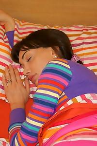 TS Mariana Cordoba having wet dream