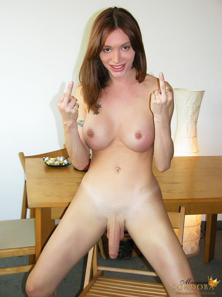 Shemale Anal Fucks Female