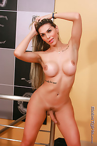 Amazing Liah stripping and posing