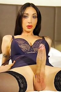 Hot Mariana Cordoba Erection