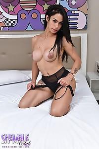 Mariana Castro's Cock is so Hot, Huge and Juicy it will Pop your Cherries wide in Pleasure