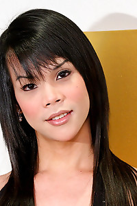 Natty is a horny ladyboy from Bangkok who shoots harder the more excited she gets.