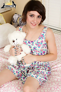 Tgirl Ada Black is a beautiful and sexy young transgirl with a hot all natural body, small hormone t