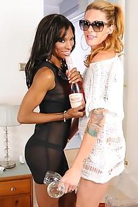 Morgan & Natassia Party