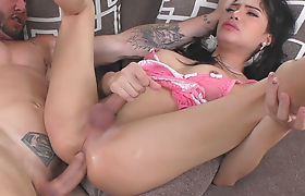 Thai Trans Girl Jenny A Likes To Get Fucked