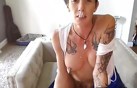 Animated Tattooed Tranny Hooker