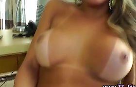 Ladyboy amateur sluts jerk off