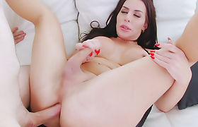 TS Marissa Minx Gets Her Ass Pounded Hard