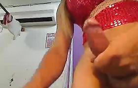 Big Boobs Asian Tranny Masturbation