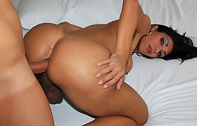 Latin Tgirl Sabrina Suzuki Enjoys Fucking A Guy
