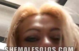 Blonde Ts Beauty Agatha McCartney