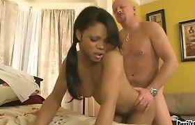 Sheba Star Hot Ebony Tranny Part 08