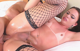 Trans Babe Lara Machado Gets Her Butt Pounded