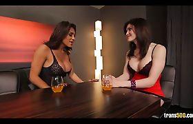Eva Lin and Jessy Dubai Meet