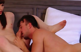 Hot buty shemale Natalie Mars gets incredible anal sex