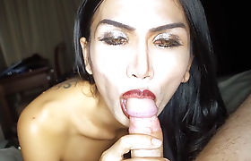 Horny thai licked a friends asshole and used his dick