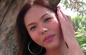 Cute Asian Shemale