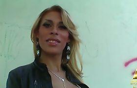 Shemale Sabrina Castro