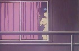 Bondage hentai hot sucking shemale dick
