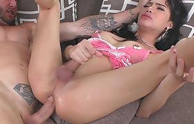 Thai Trans Babe Jenny A Gets It Hard