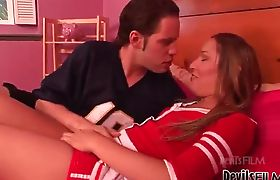 Cheer Leader Tranny Khloe Hart Part 01