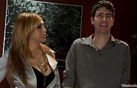 Jessica Host and Natassia Dreams are long time friends Part 11