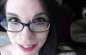 Amateur tgirl self facial compilation