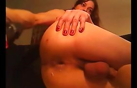 Kimberly kills fucking the cum in
