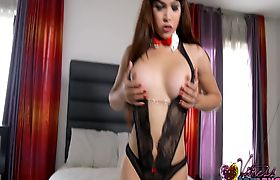 Beautiful Ladyboy Vitress Tamayo