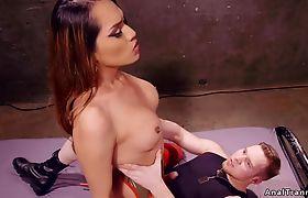 Army tranny anal bangs male cadet