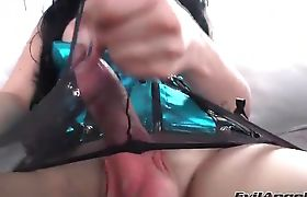 Vanity and Bailey Fingering and Fucking Tight Ass
